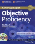 OBJECTIVE PROFICIENCY WORKBOOK WITHOUT ANSWERS (+AUDIO CD)