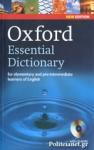 OXFORD ESSENTIAL DICTIONARY (+CD-ROM)