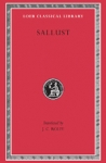 (H/B) SALLUST: WAR WITH CATILINE. WAR WITH JUGURTHA. SELECTIONS FROM THE HISTORIES. DOUBTFUL WORKS