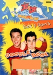 (P/B) DICK AND DOM DOODLE BOOK