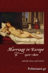 (H/B) MARRIAGE IN EUROPE, 1400-1800