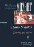 MOZART PIANO SONATAS VOLUME II