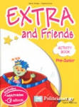 (POWER PACK) EXTRA AND FRIENDS PRE-JUNIOR (PUPIL'S+ACTIVITY+ALPHABET+MULTI-ROM+ieBOOK)