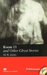 ROOM 13 AND OTHER GHOST STORIES (+2CD WITH EXTRA EXERCISES)