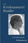 (P/B) THE KRISHNAMURTI READER