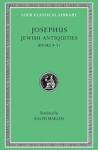 (H/B) JOSEPHUS (VOLUME VIII)