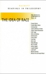 (P/B) THE IDEA OF RACE