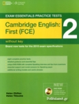 CAMBRIDGE ENGLISH: FIRST (FCE) 2 (+DVD-ROM)