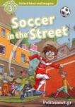 SOCCER IN THE STREET