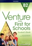 VENTURE INTO FIRST FOR SCHOOLS (+VOCABULARY LIST)