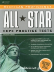 MICHIGAN PROFICIENCY ALL STAR ECPE PRACTICE TESTS, STUDENT'S BOOK (+GLOSSARY)