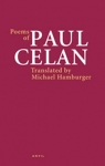 (H/B) POEMS OF PAUL CELAN
