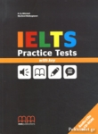 IELTS PRACTICE TESTS (+2AUDIO-CDS+CD-ROM)