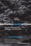 (H/B) AESTHETICS EQUALS POLITICS