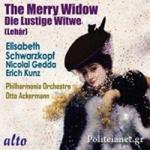 (CD) THE MERRY WIDOW (DIE LUSTIGE WITWE)