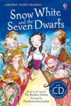 SNOW WHITE AND THE SEVEN DWARFS (+CD)