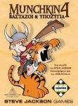MUNCHKIN 4 - ΒΑΣΤΑΖΟΙ ΚΑΙ ΥΠΟΖΥΓΙΑ