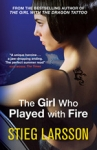 (P/B) THE GIRL WHO PLAYED WITH FIRE