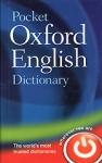 (H/B) POCKET OXFORD ENGLISH DICTIONARY