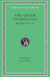 (H/B) THE GREEK ANTHOLOGY (VOLUME IV)