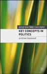 (P/B) KEY CONCEPTS IN POLITICS