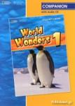 WORLD WONDERS 1 COMPANION STD'S BOOK +CD