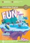 FUN FOR FLYERS STUDENT'S BOOK (WITH ONLINE ACTIVITIES, AUDIO AND HOME FUN BOOKLET 6)