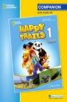HAPPY TRAILS 1 PUPIL'S COMPANION (+CD)