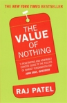 (P/B) THE VALUE OF NOTHING