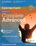 COMPLETE ADVANCED (+CD-ROM) WITH TESTBANK