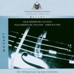(CD) VIOLIN CONCERTO NO.5 IN A KV219 - VIOLIN CONCERTO NO.3 IN G KV216 - ADAGIO IN E KV261