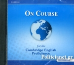 CD - ON COURSE FOR THE CAMBRIDGE CPE