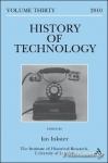 (H/B) HISTORY OF TECHNOLOGY (VOLUME 30)