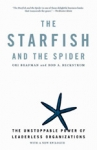 (P/B) THE STARFISH AND THE SPIDER