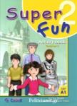 (PACK) SUPER FUN 2 - A1 TEACHER'S (COURSEBOOK+ACTIVITY+WRITER'S PORTFOLIO+REVISION BOOK+SNOW WHITE+SUMMER BOOK+TEST BOOKLET+5CD+1DVD)
