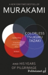 (P/B) COLORLESS TSUKURU TAZAKI AND HIS YEARS OF PILGRIMAGE