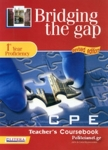 BRIDGING THE GAP CPE 1st YEAR PROFICIENCY