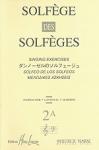 SOLFEGE DES SOLFEGES 2Α - ΜΕΛΩΔΙΚΕΣ ΑΣΚΗΣΕΙΣ