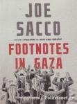 (P/B) FOOTNOTES IN GAZA