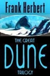 (P/B) THE GREAT DUNE TRILOGY