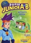 SUPER JUNIOR A TO B (+SUMMER REVISION BOOK +ACTIVITY BOOK +i-BOOK + ΔΩΡΑ)