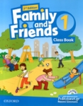 FAMILY AND FRIENDS 1 CLASS BOOK (+MULTI-ROM+READER)