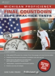 MICHIGAN PROFICIENCY FINAL COUNTDOWN ECPE PRACTICE TESTS, STUDENT'S BOOK (+GLOSSARY)