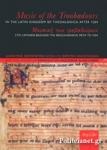 ΜΟΥΣΙΚΗ ΤΩΝ ΤΡΟΒΑΔΟΥΡΩΝ ΣΤΟ ΛΑΤΙΝΙΚΟ ΒΑΣΙΛΕΙΟ ΤΗΣ ΘΕΣΣΑΛΟΝΙΚΗΣ ΜΕΤΑ ΤΟ 1204 (+CD)