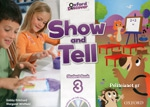 SHOW AND TELL 3 STUDENT BOOK (+MULTI-ROM)