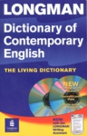 LONGMAN DICTIONARY OF CONTEMPORARY ENGLISH (+CD)