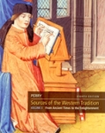 (P/B) SOURCES OF THE WESTERN TRADITION (VOLUME 1)