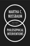 (H/B) PHILOSOPHICAL INTERVENTIONS