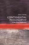 (P/B) CONTINENTAL PHILOSOPHY