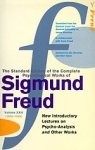 (P/B) THE STANDARD EDITION OF THE COMPLETE PSYCHOLOGICAL WORKS OF SIGMUND FREUD (VOLUME 22) 1932-1936